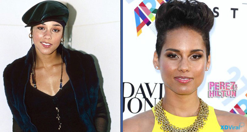 famosos-antes-despues-alicia-keys