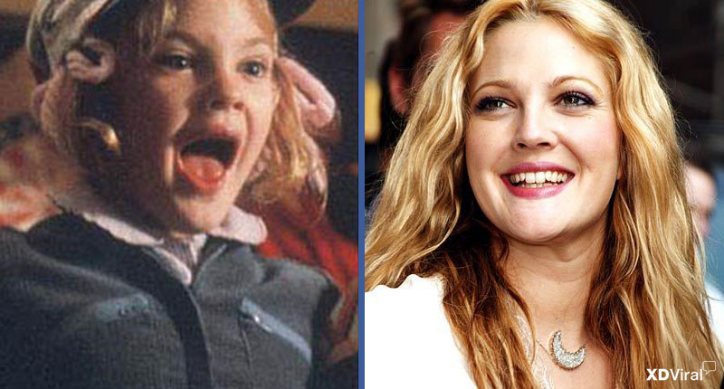 famosos-antes-despues-dreww-barrymore
