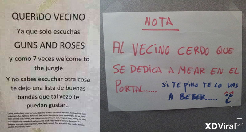 15 Funniest Neighbors Notes