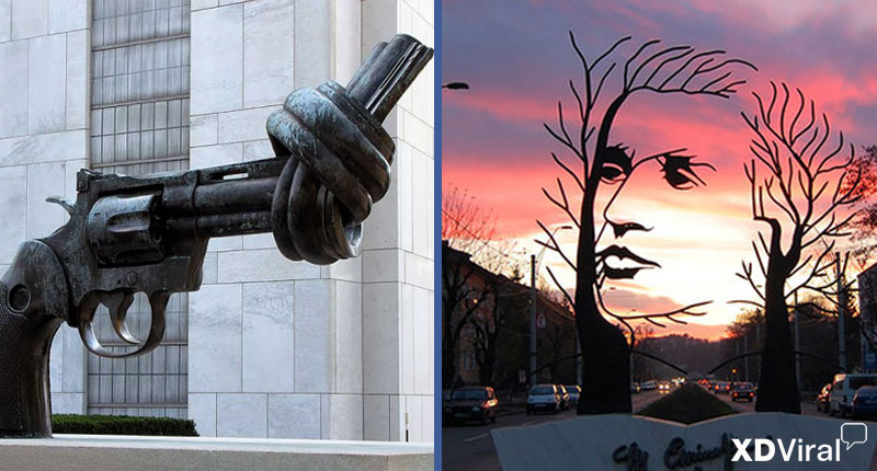 21 Fantastic Sculptures around the World