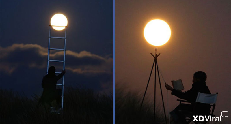 17 Pictures taken at the Right Moment with the Moon