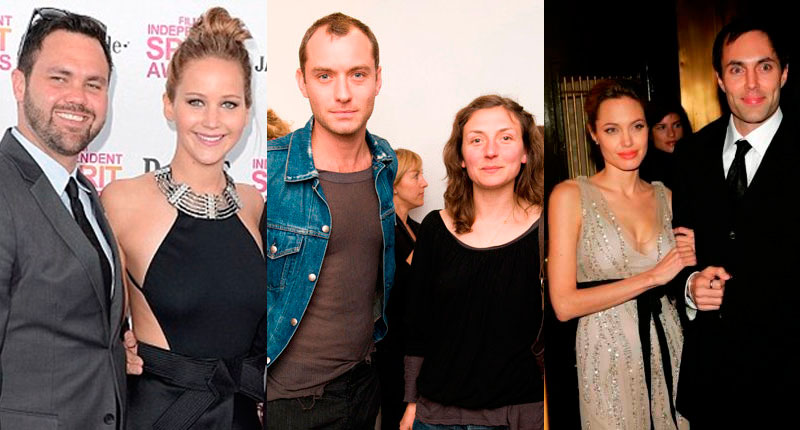 10 Celebrities with Lookalike Sisters and Brothers