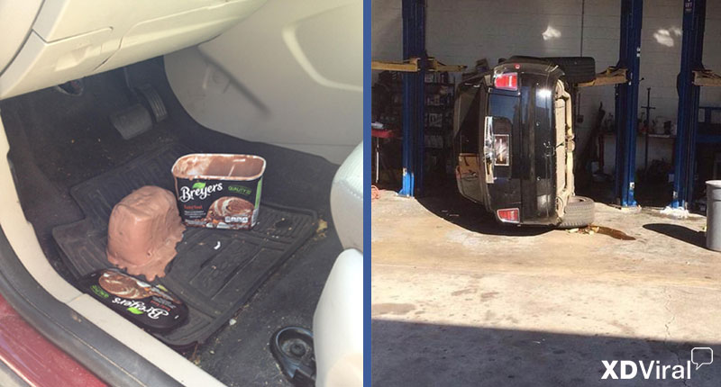 17 people who are having a Really Bad Day
