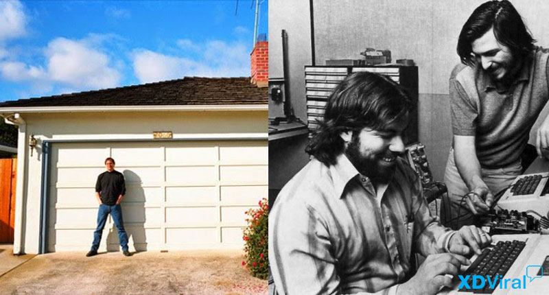 11 famous companies that start in a garage