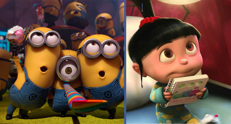 13 Things You Did not Know Despicable Me