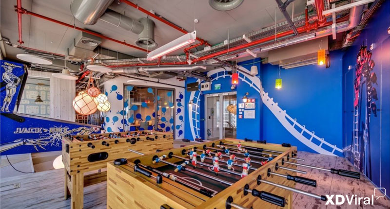 15 incredible images of Google offices